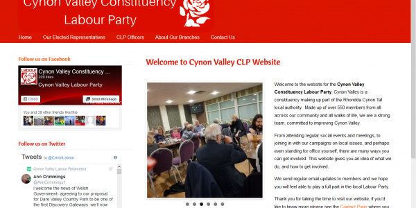 Cynon Valley Constituency Labour Party